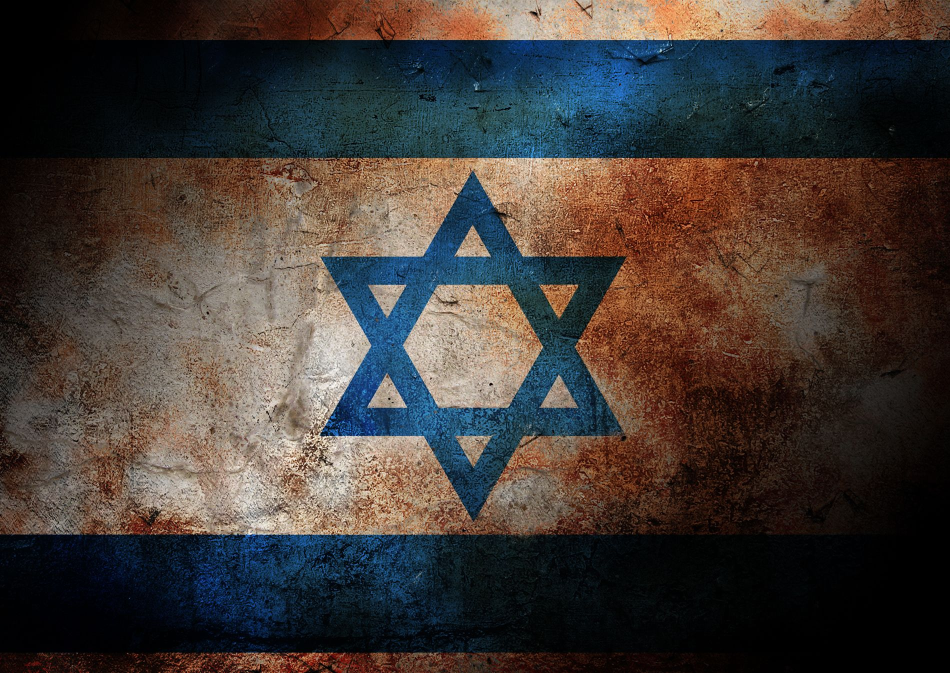 Israel Flag Wallpapers   Top Israel Flag Backgrounds 1900x1346