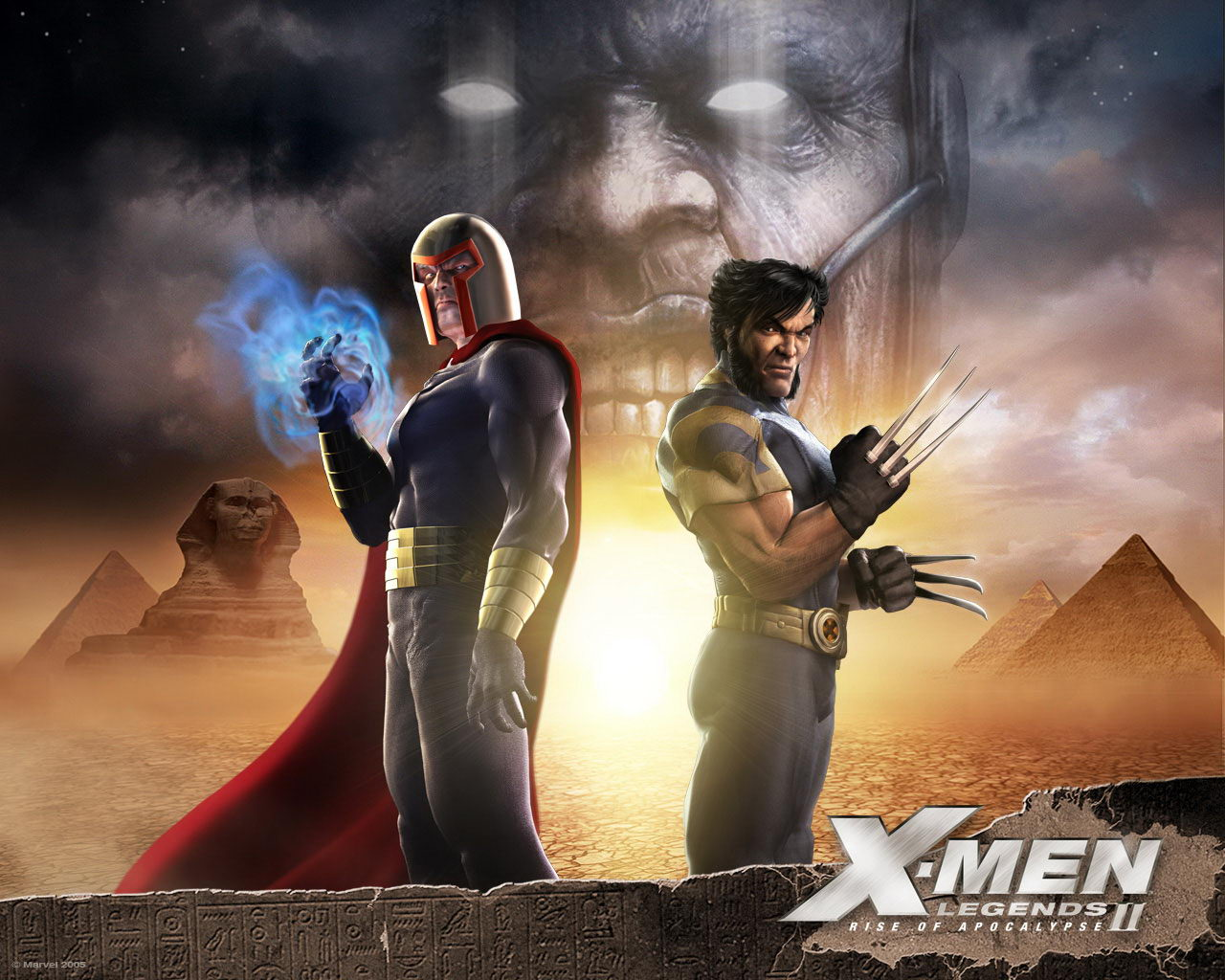 Men   X Men Legends 2 Rise of Apocalypse 1280x1024