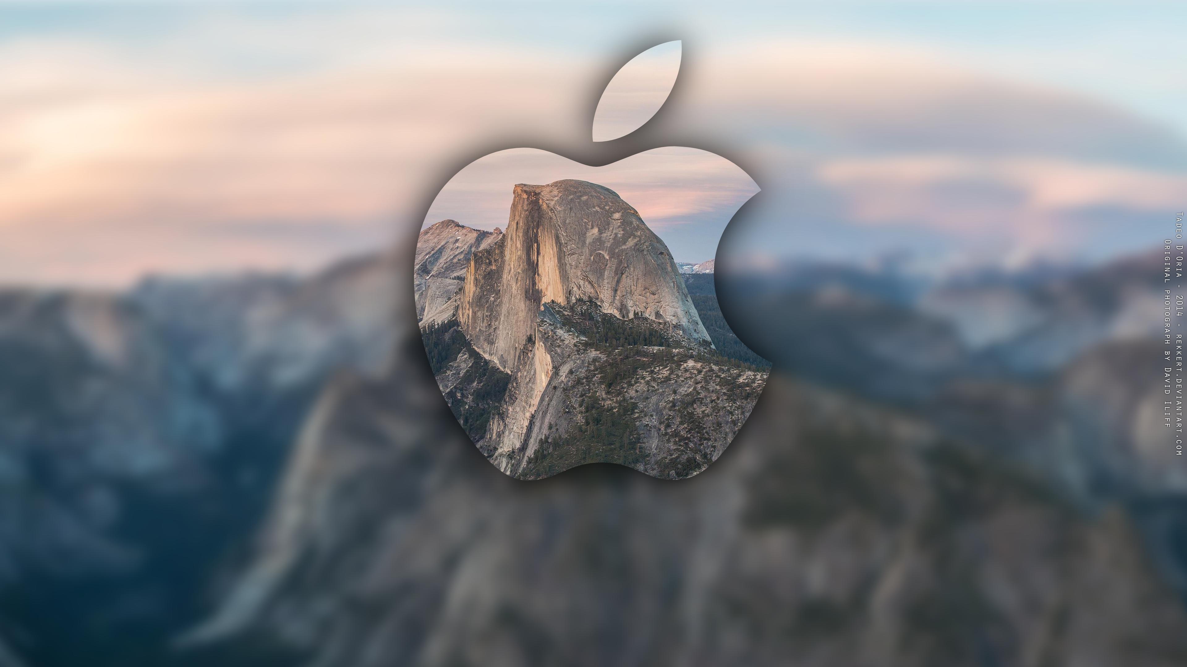 Yosemite wallpaper mac wallpapersafari - Mac wallpaper 4k ...