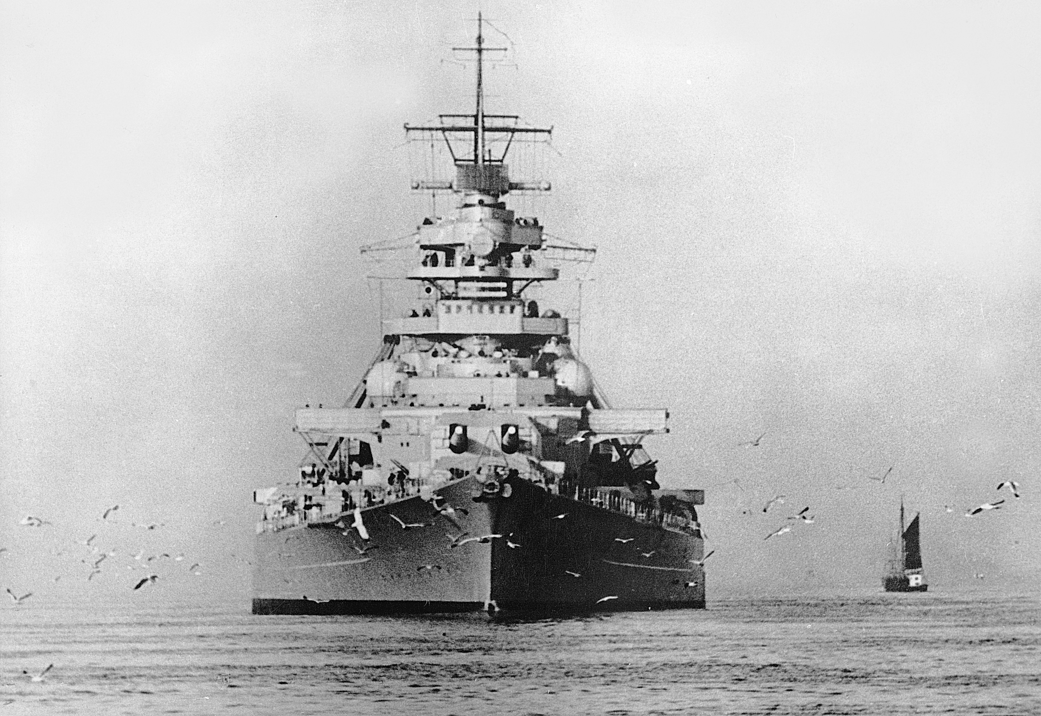 BATTLESHIP BISMARCK image galleries   imageKBcom 3495x2405