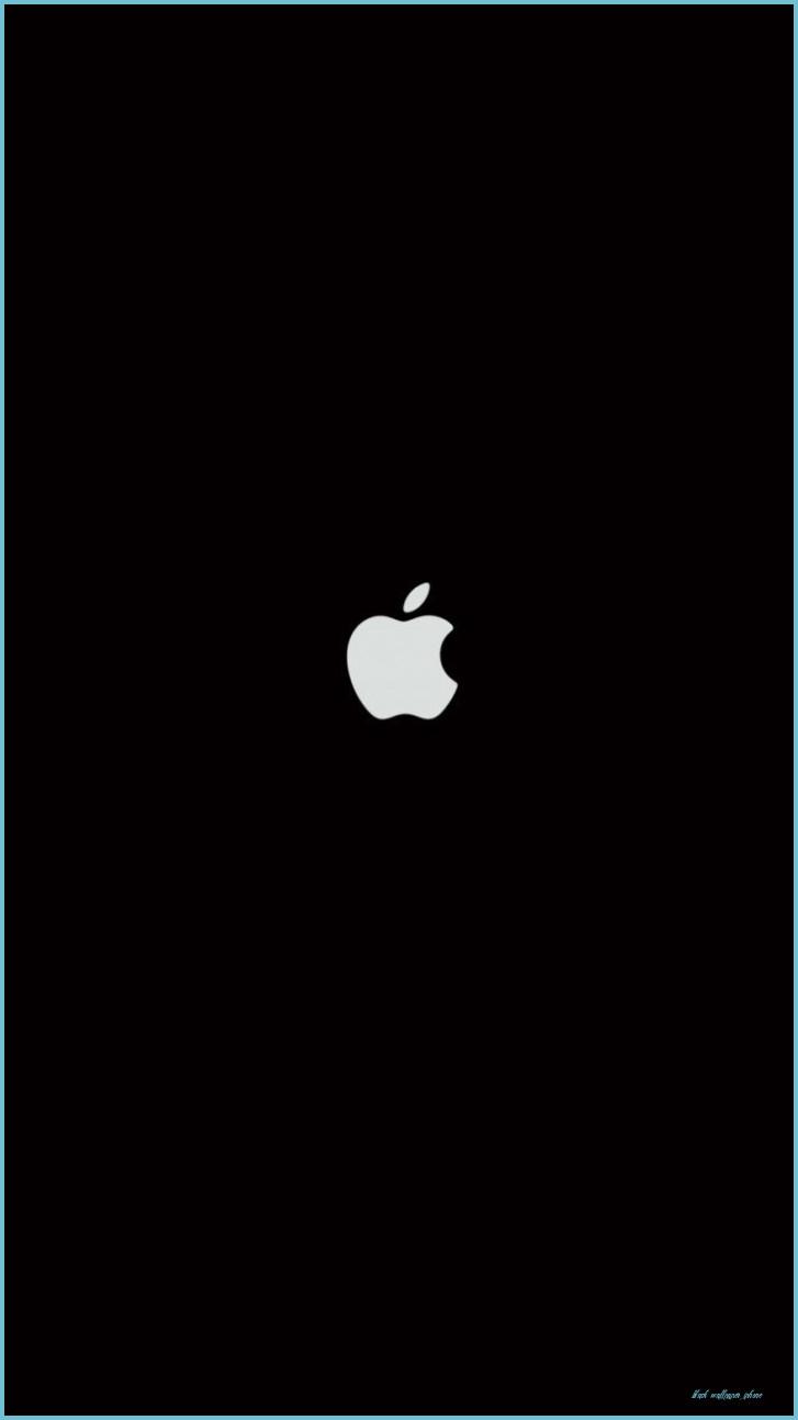 Plain Black iPhone 12 Wallpaper 270123   Logos iPhone 12 727x1293