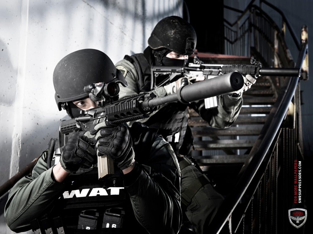 Swat HD Wallpapers force swat guns swat images 1024x768