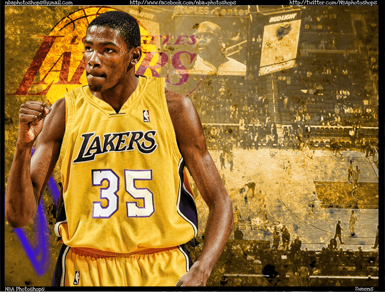 Kevin Durant 2017 Wallpapers 1276x969