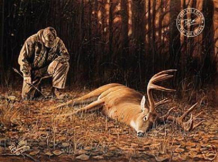 46 Bow Hunting Wallpaper Desktop On Wallpapersafari