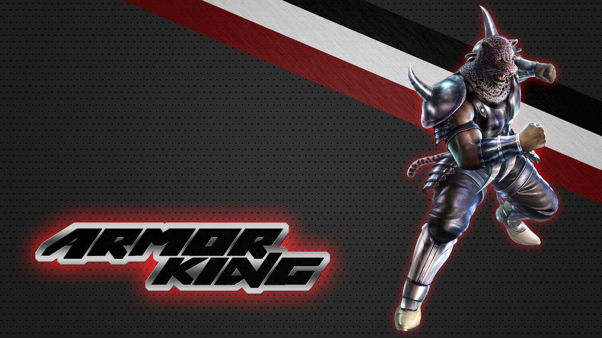 Tekken Armor King Wallpaper by ThePal 1191x670