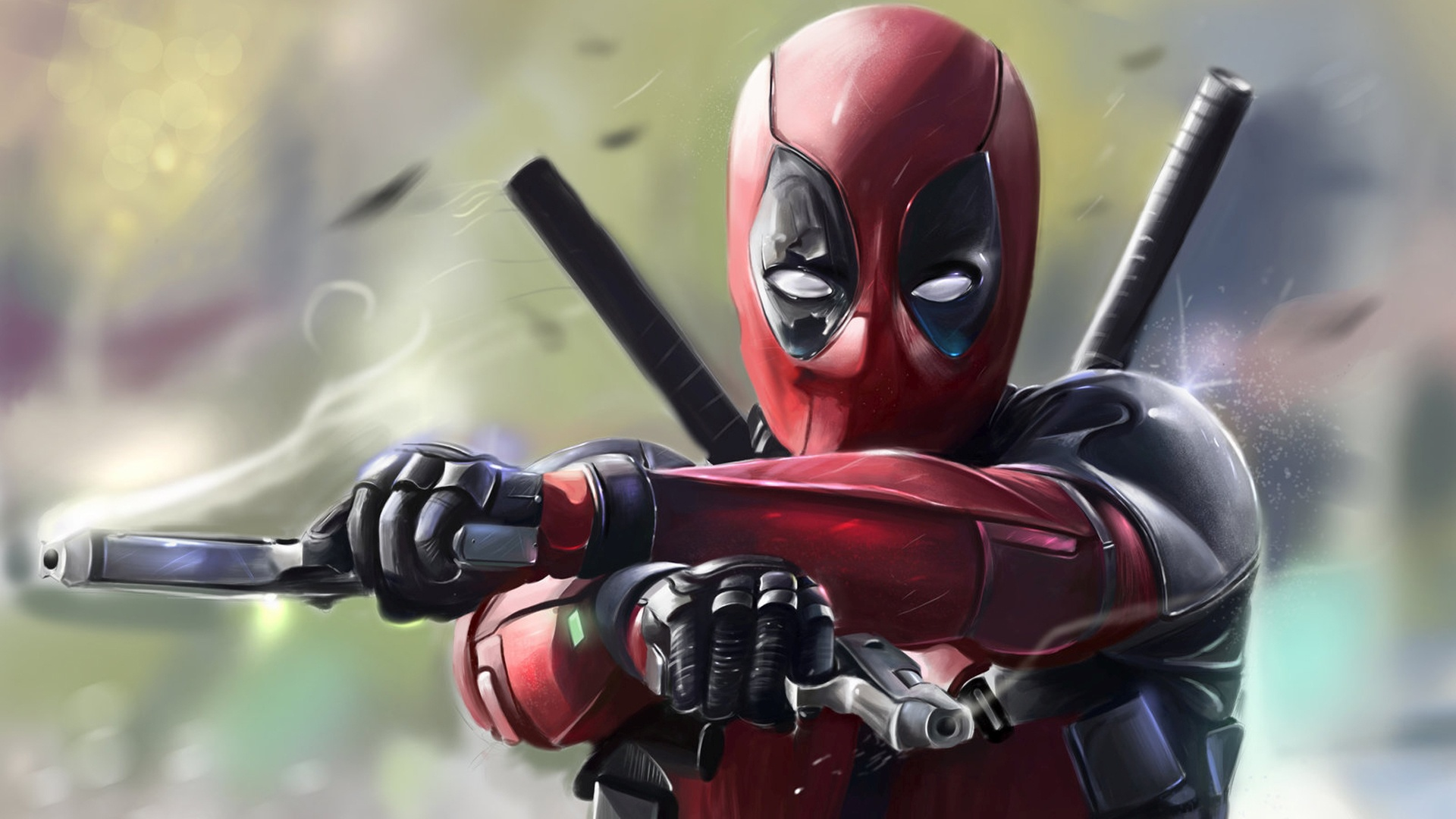 Deadpool Wallpaper Hd 1920x1080