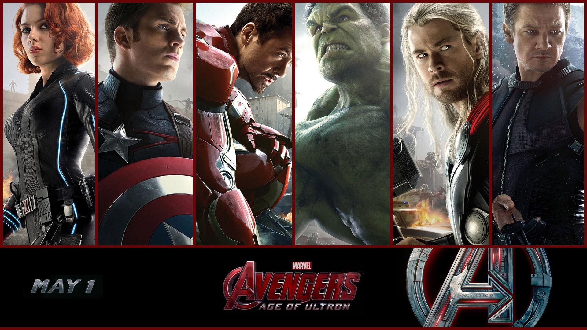 Hd Wallpapers Age Of Ultron Avengers 1920 X 1080 979 Kb Jpeg HD 1920x1080