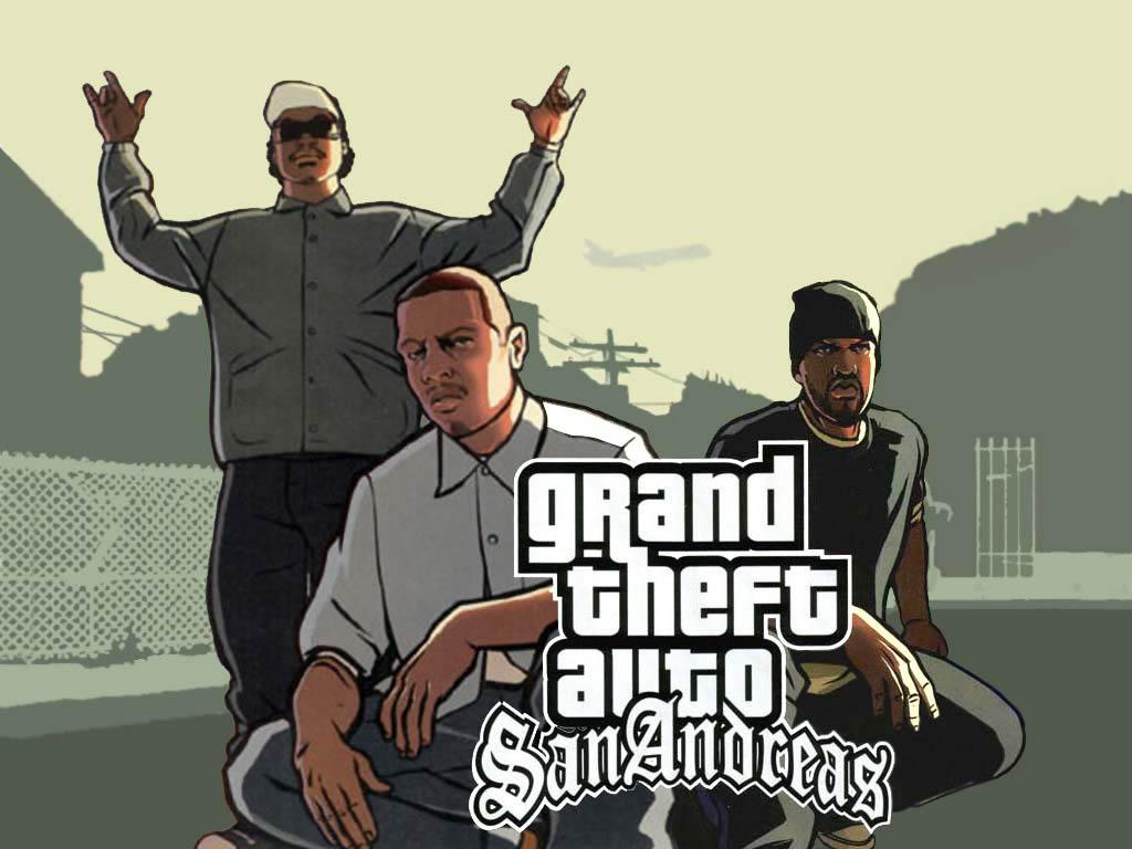 Free Download Gta Seriescom Gta San Andreas Wallpapers 1024x768