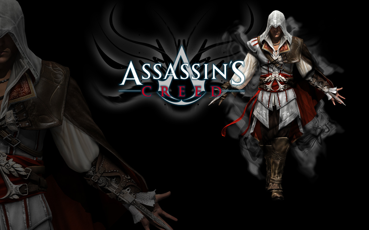 Assassins Creed images AC2 HD wallpaper and background photos 1280x800