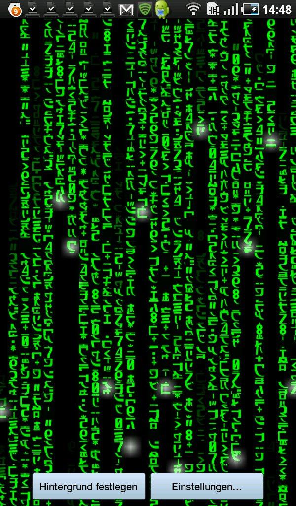Matrix Live Wallpaper Windows 8 Wallpapersafari