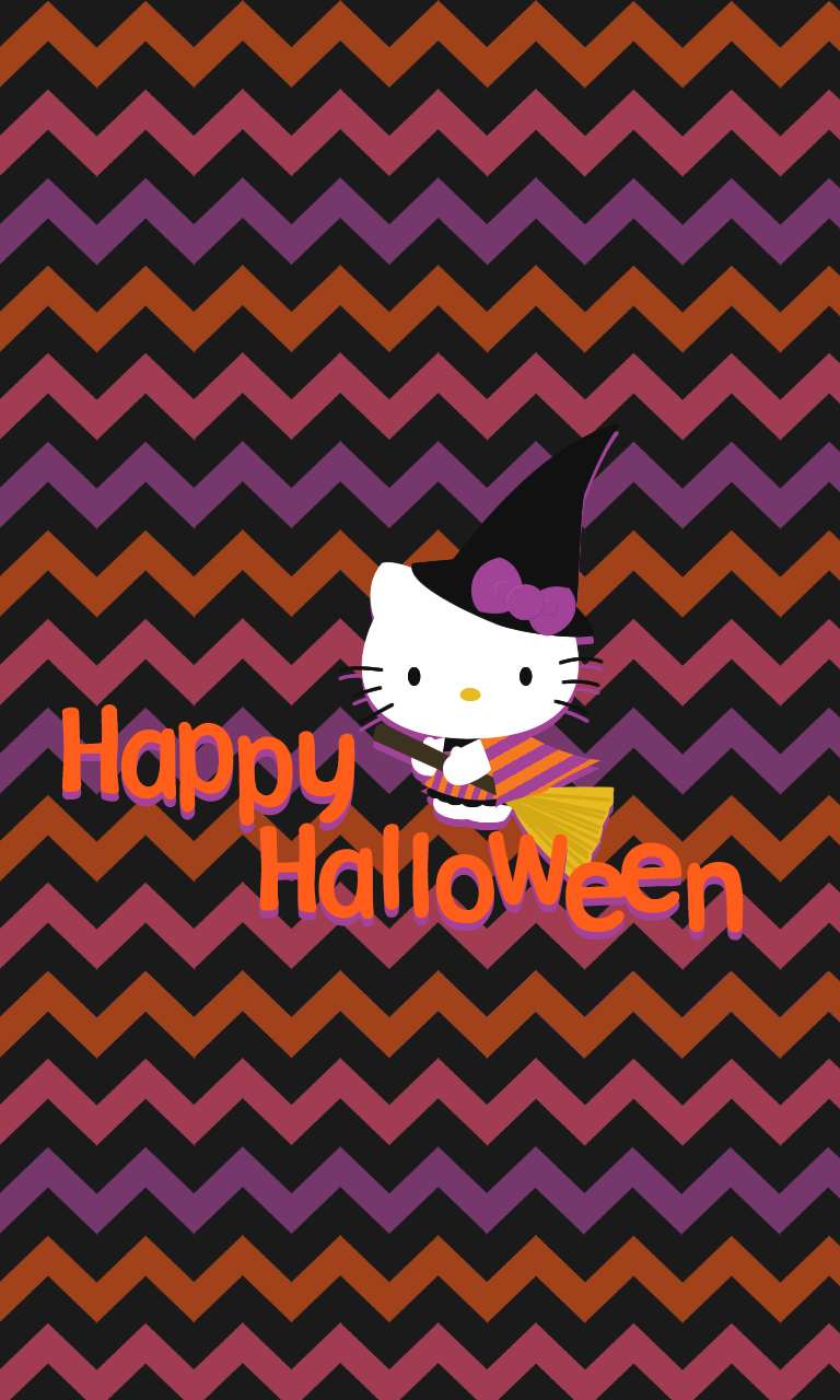 Beautiful Wallpaper Halloween Hello Kitty - CthoyA  Perfect Image Reference_503636.png