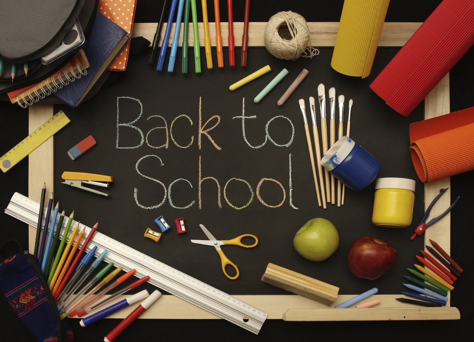 Back To School Wallpapers HD 1631x1177