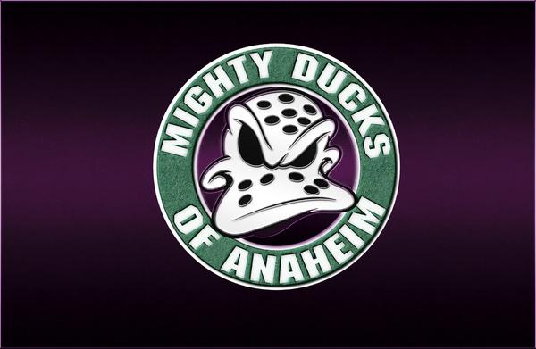 Anaheim Mighty Ducks Anaheim Mighty Ducks Logo 1 600x391