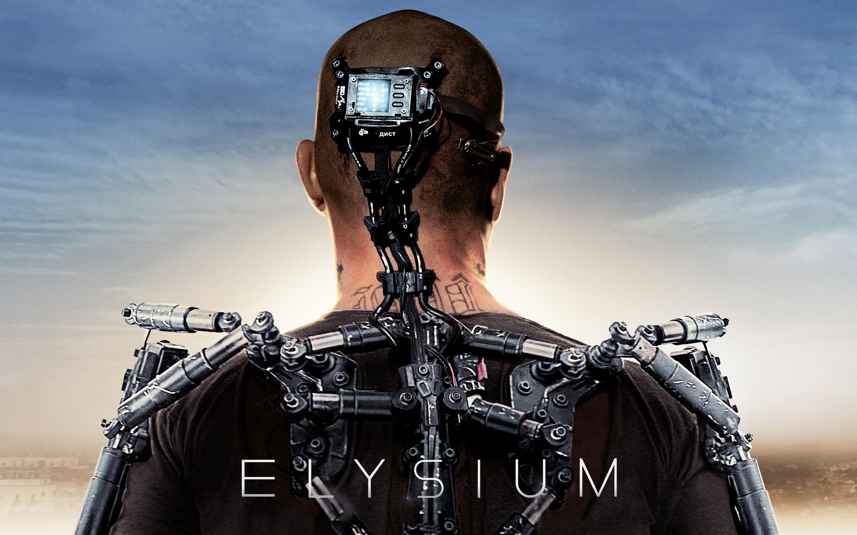 Elysium Movie Wallpapers HD Wallpapers 2880x1800