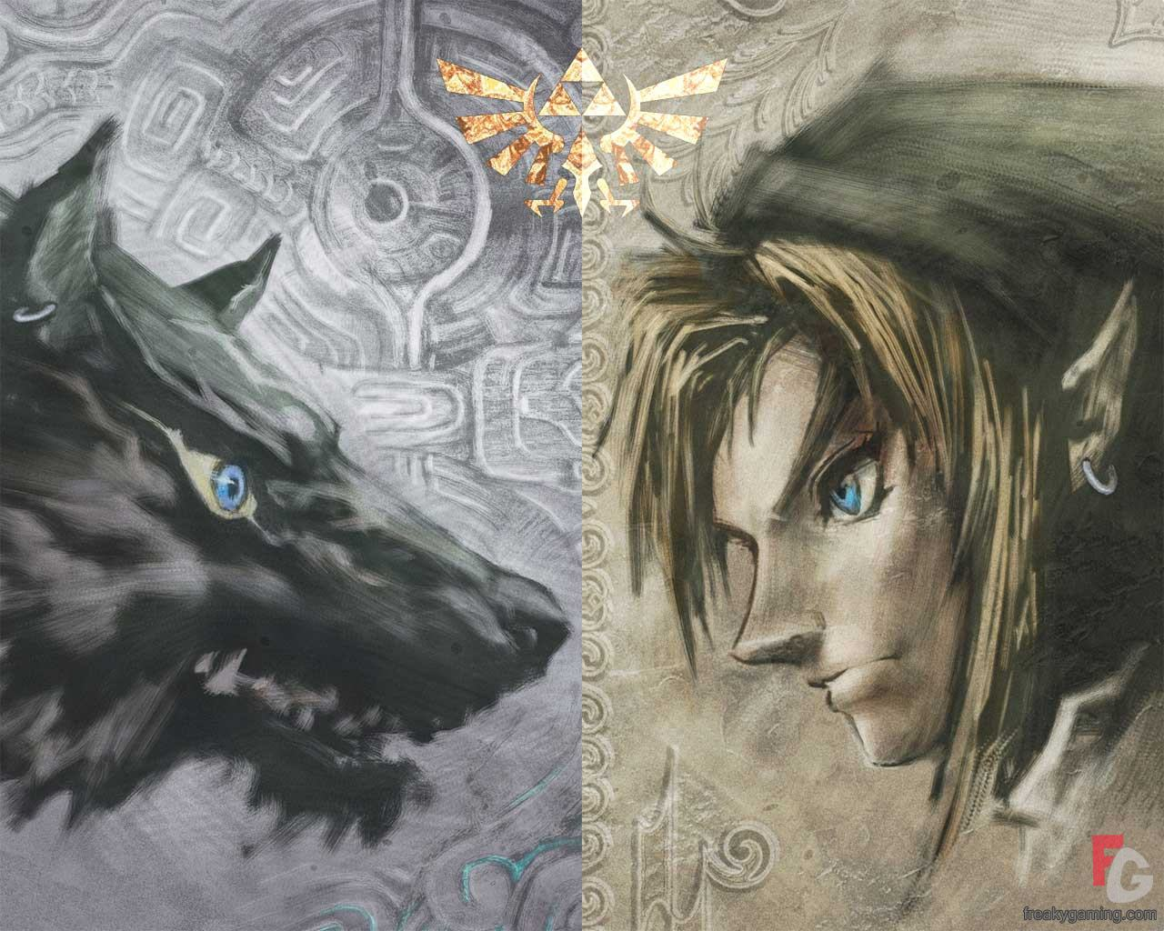 Zelda Twilight Princess Gallery At Freakygaming 218360 12801024 1280x1024