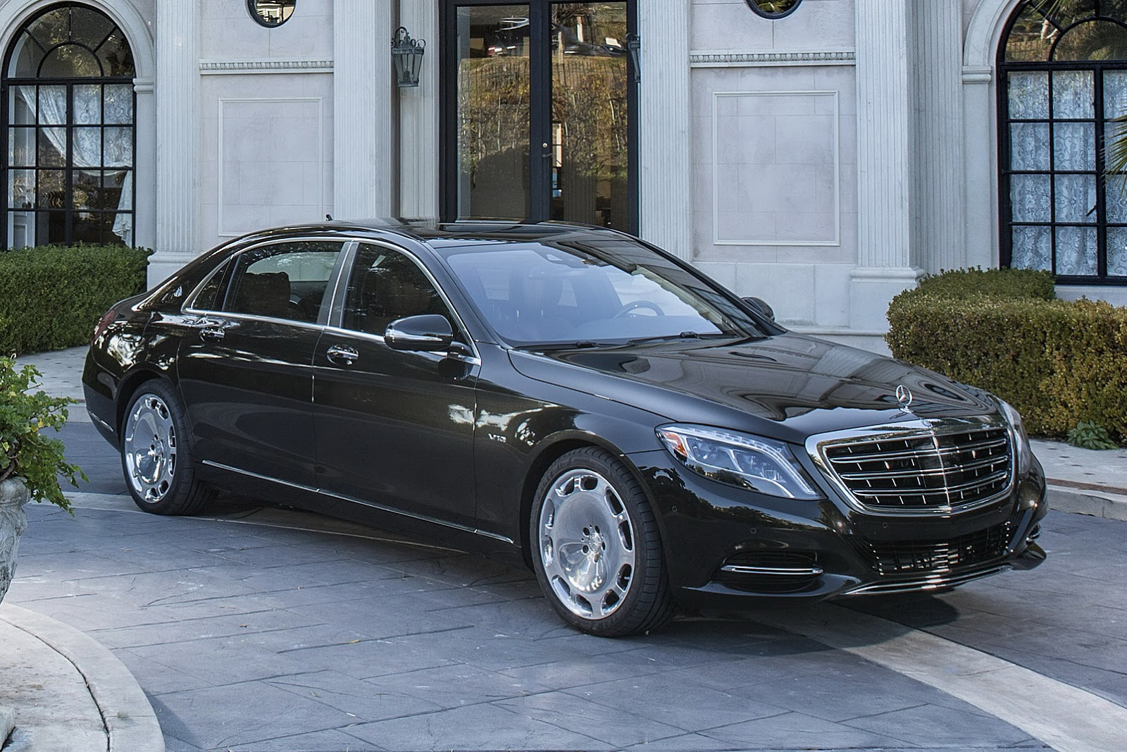 Image Gallery maybach s600 1600x1067