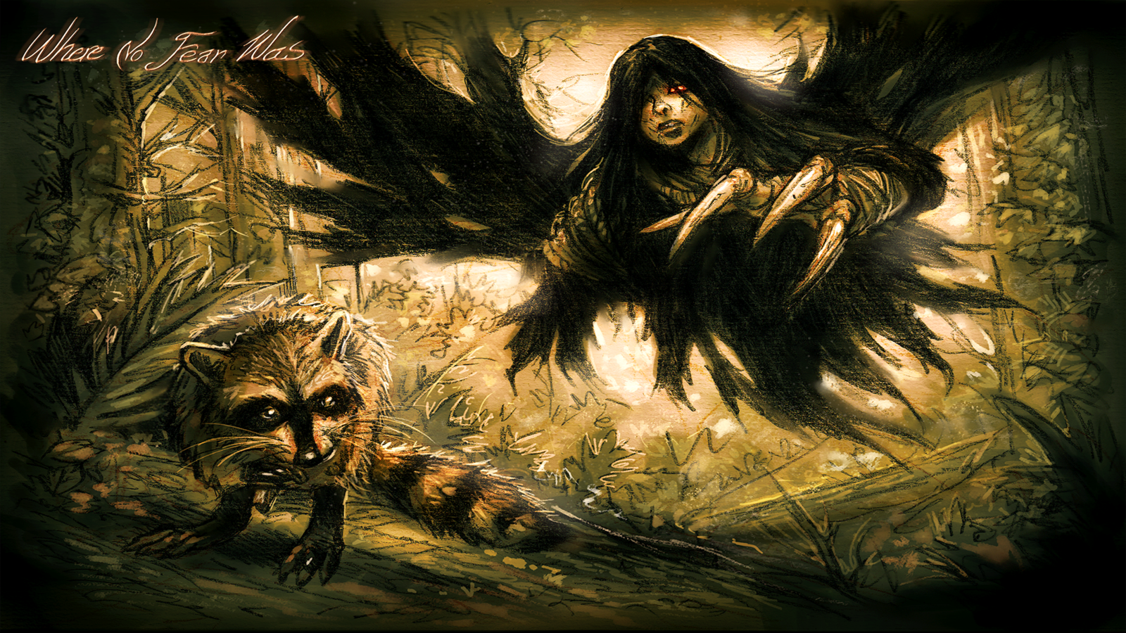 Where No Fear Was   PC game  Wallpaper by mlappas 1600x900