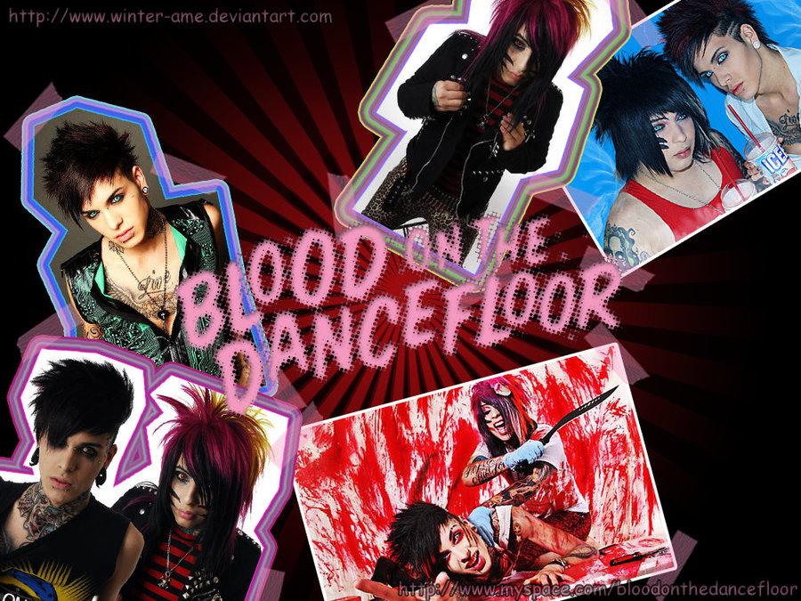 WALLPAPER   Blood on The Dance Floor Wallpaper 31282003 900x675