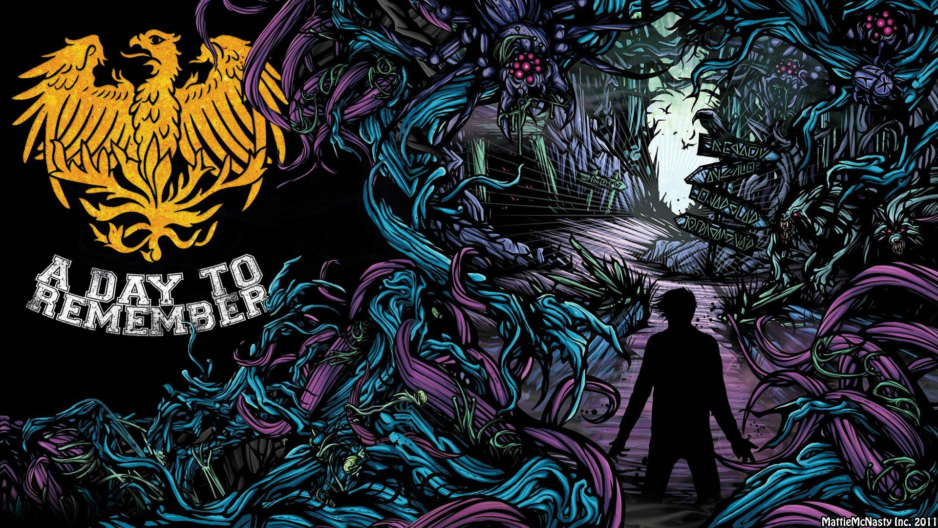 Pix For A Day To Remember Homesick Wallpaper 1920x1080