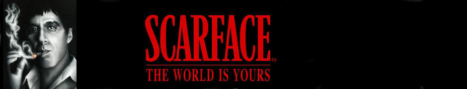 Scarface the world is yours 940x180