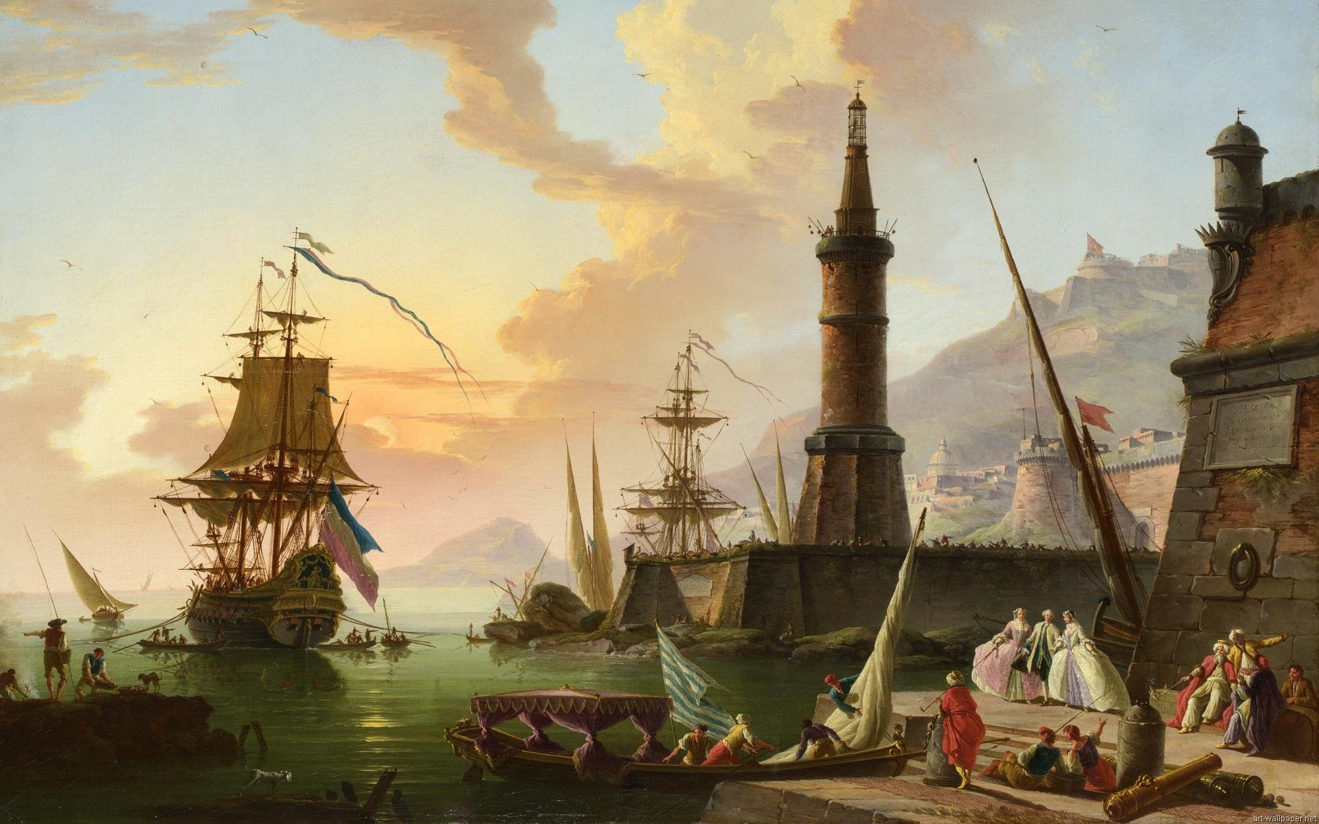 Pin European Paintings At Bonhams 1920x1200