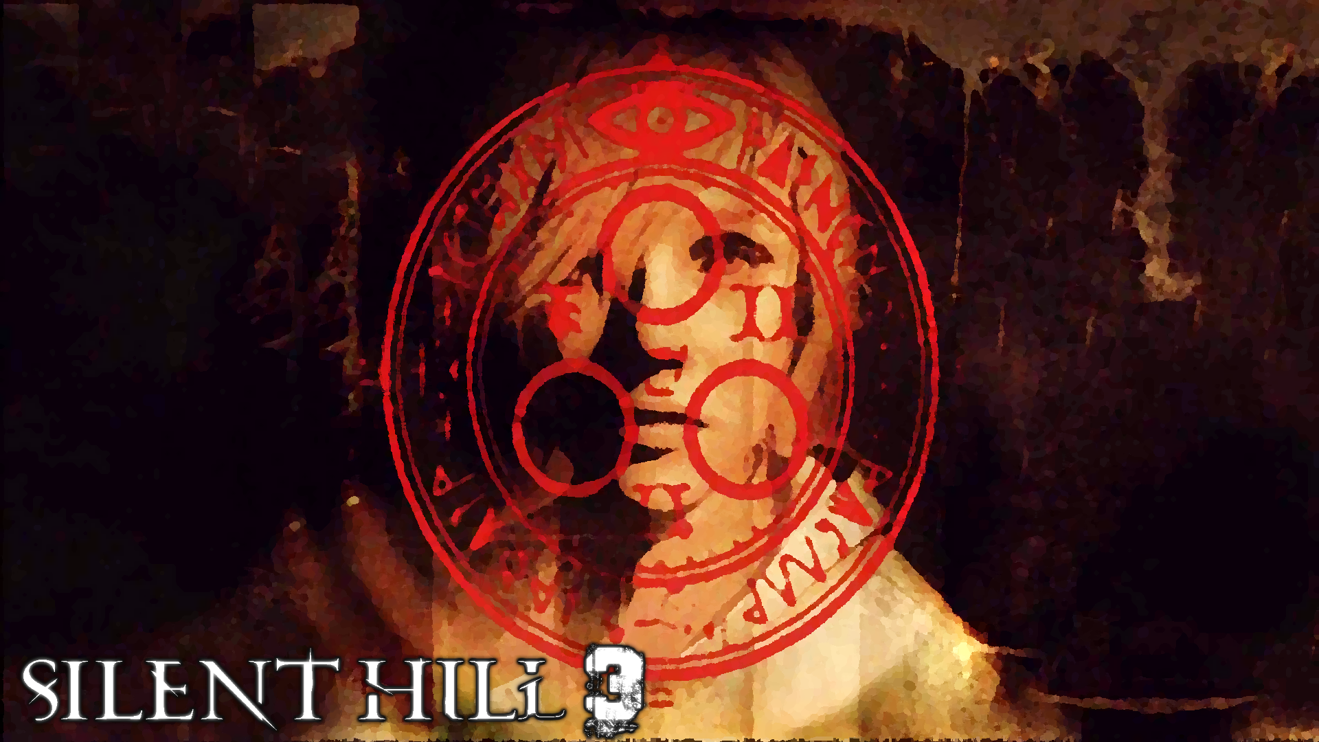 Silent Hill 3 Wallpaper by dakotaatokad 1920x1080