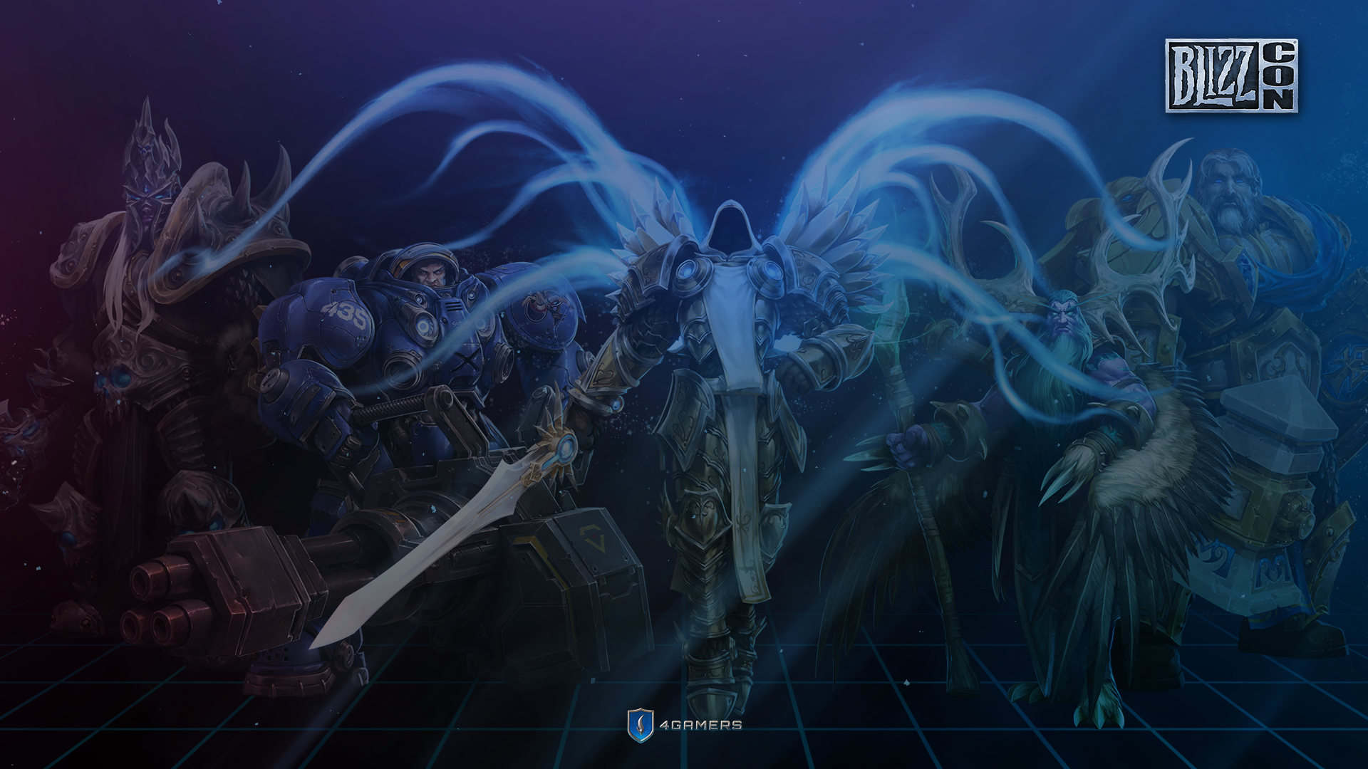 Heroes Blizzard Entertainment Wallpapers 38 Heroes 1920x1080