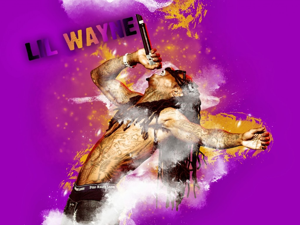 Lil Wayne HD 6 Rap Wallpapers 1024x768