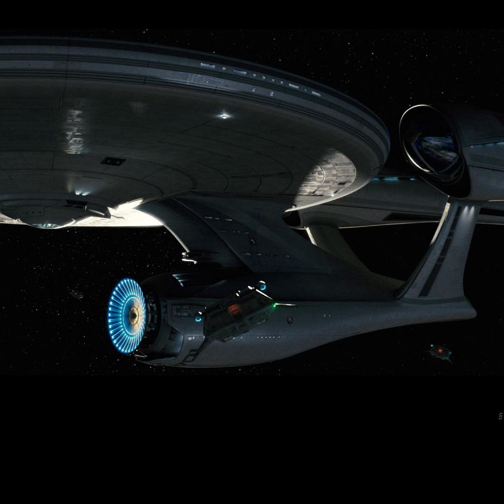 Star Trek iPad 1024x1024