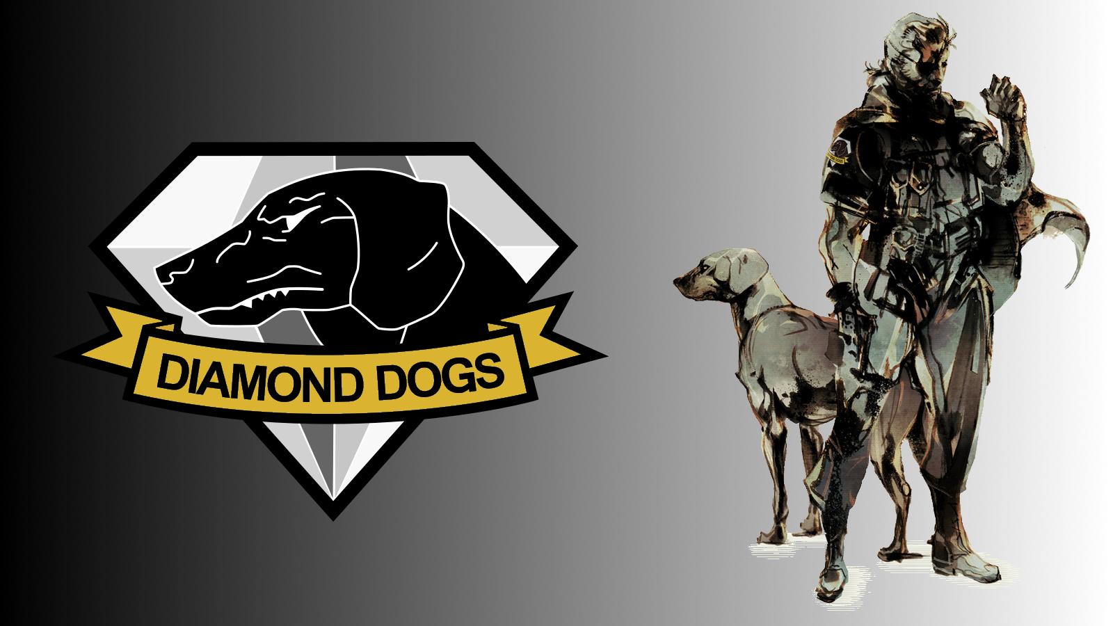 Diamond Dogs Wallpaper I Made Constructive Criticism Appreciated 1600x900