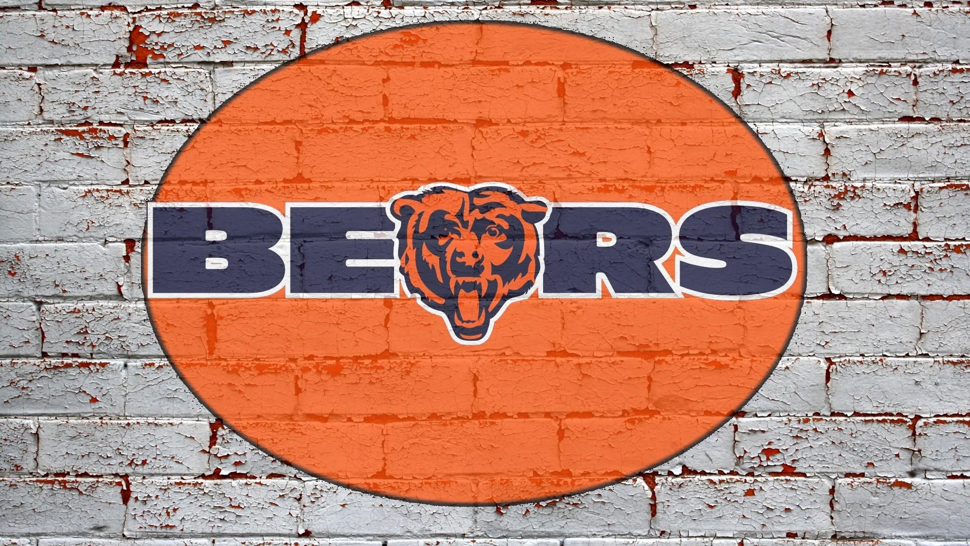 Chicago Bears Logo wallpaper   897440 1920x1080