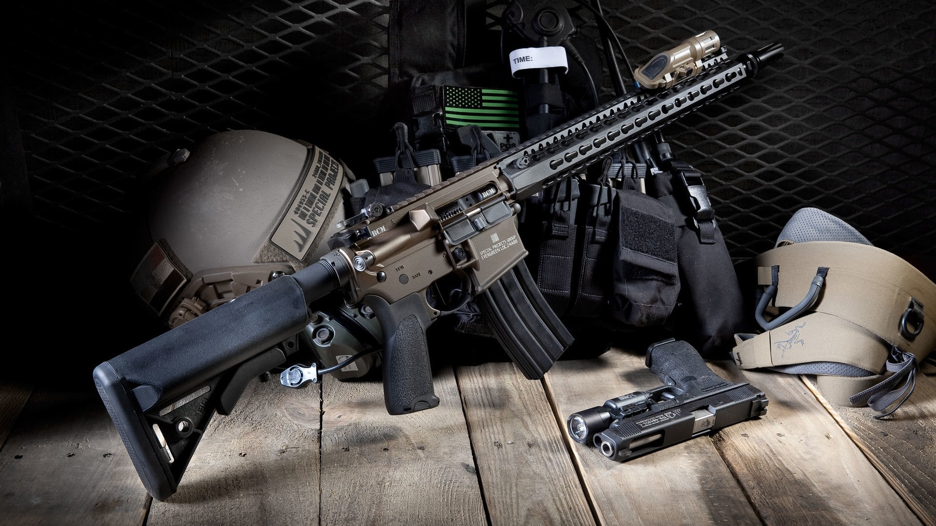 Ar 15 Guns Military PicsFabcom   Desktop Wallpapers 1920x1080
