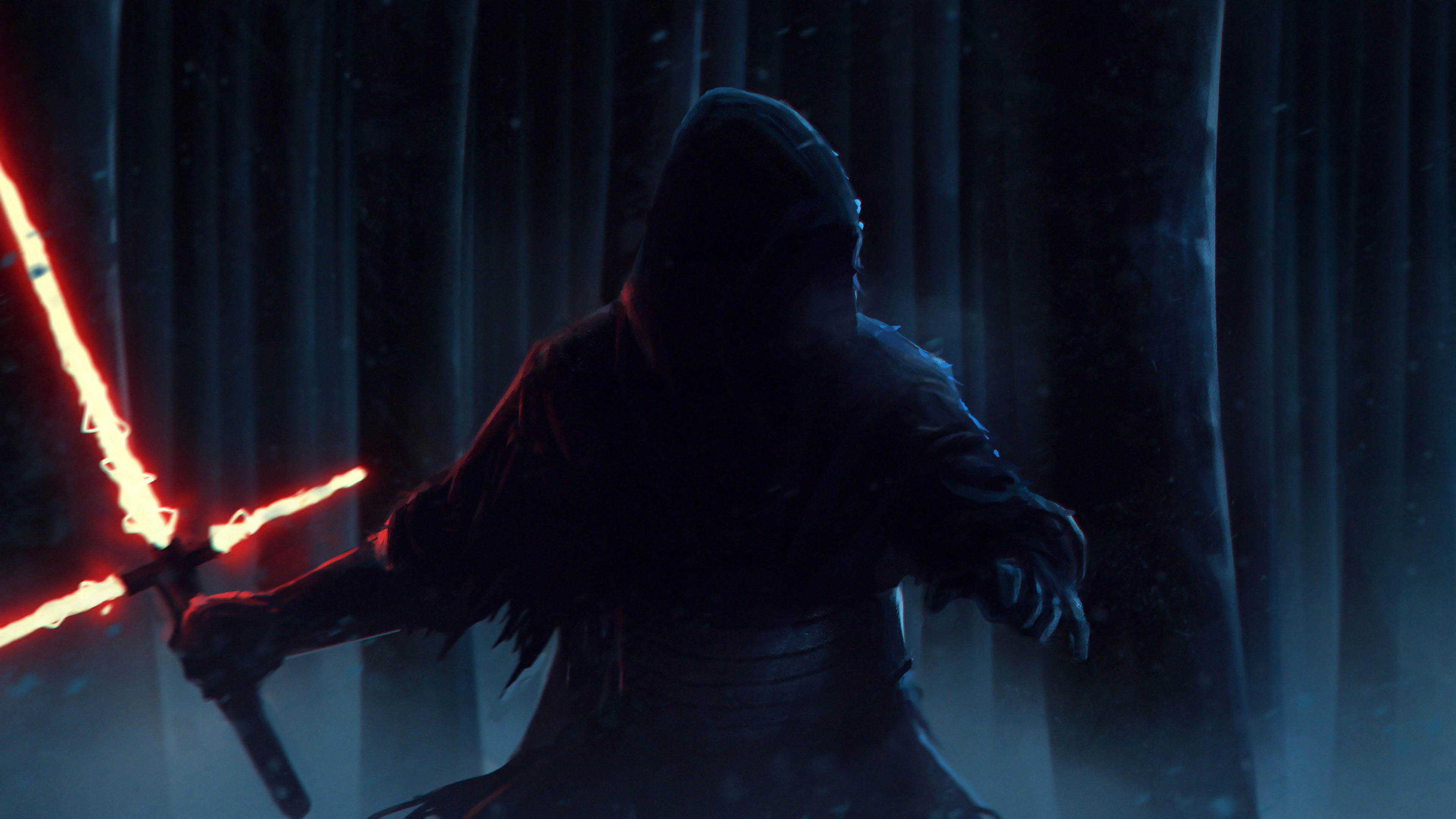 Star Wars Force Awakens 1080p: Kylo Ren Wallpapers HD