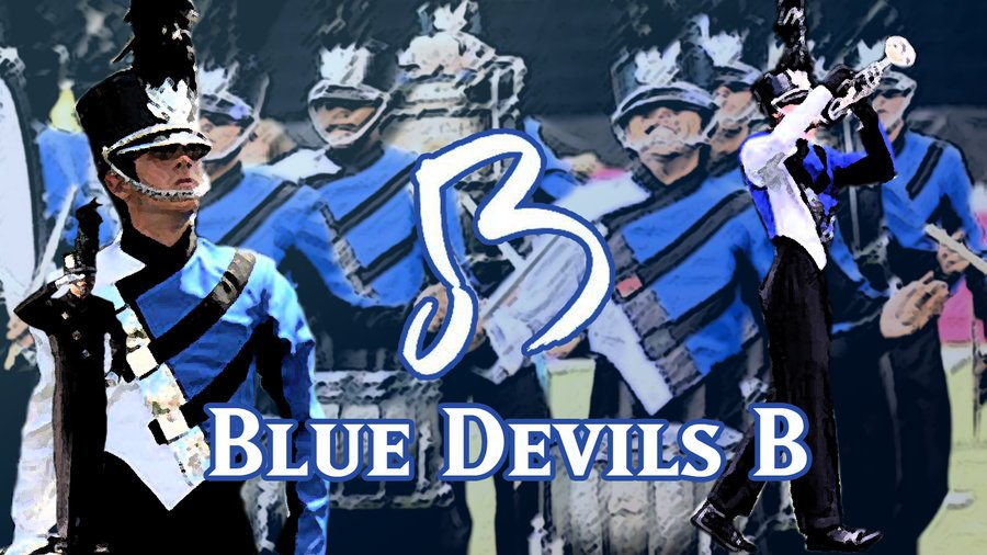 Blue Devils B Wallpaper by leakypipes on deviantART 900x506
