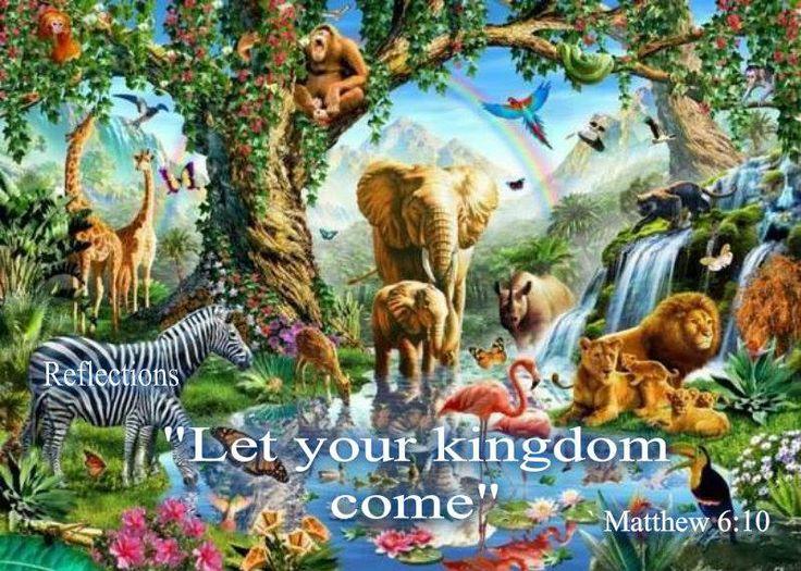 50 Jehovah Paradise Wallpaper On Wallpapersafari