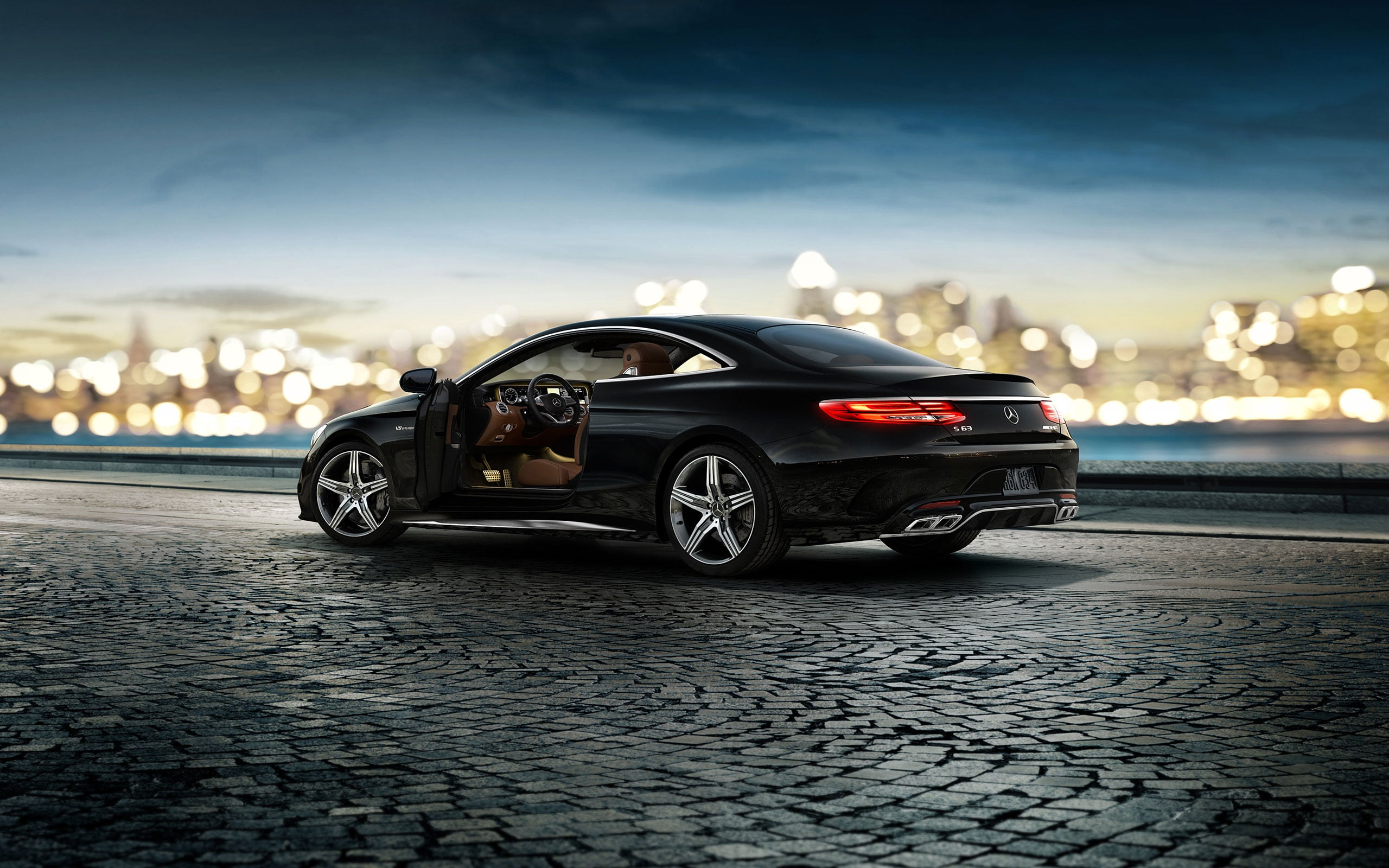 Mercedes Benz AMG S63 Coupe wallpapers HD Download 2560x1600