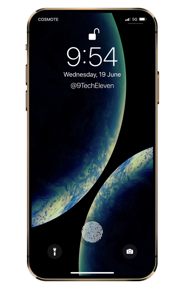9TechEleven on Twitter iPhone 2020 5G Concept Space Grey or 765x1200