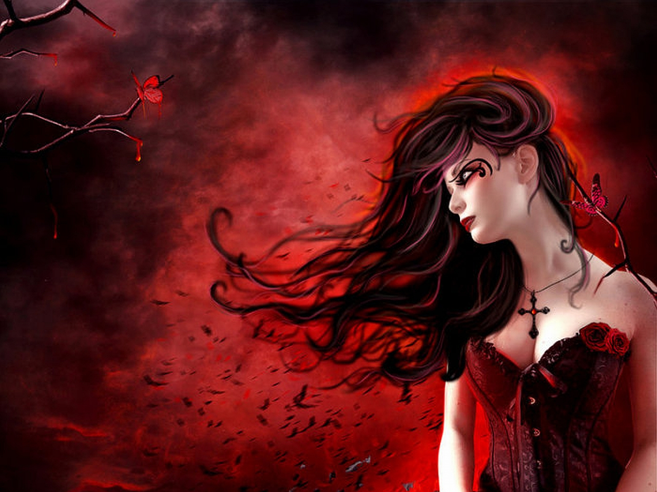gothic Wallpaper Background 20969 1280x960