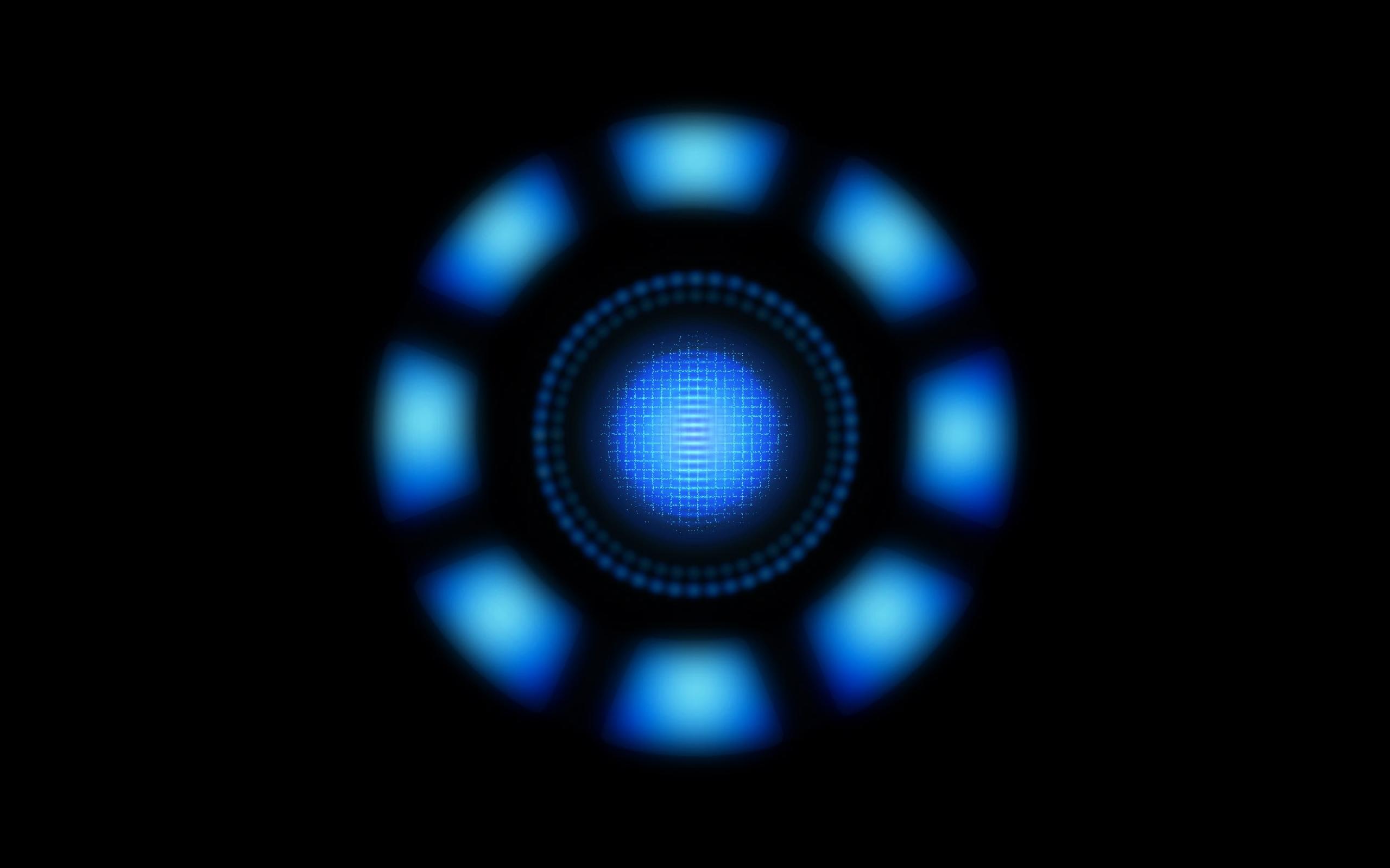 minimalistic iron man arc reactor 1920x1200 wallpaper Art HD Wallpaper 2560x1600