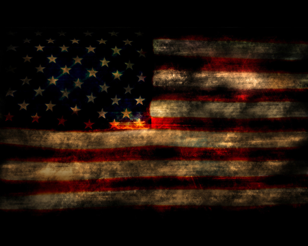 Old American Flag 1024x819