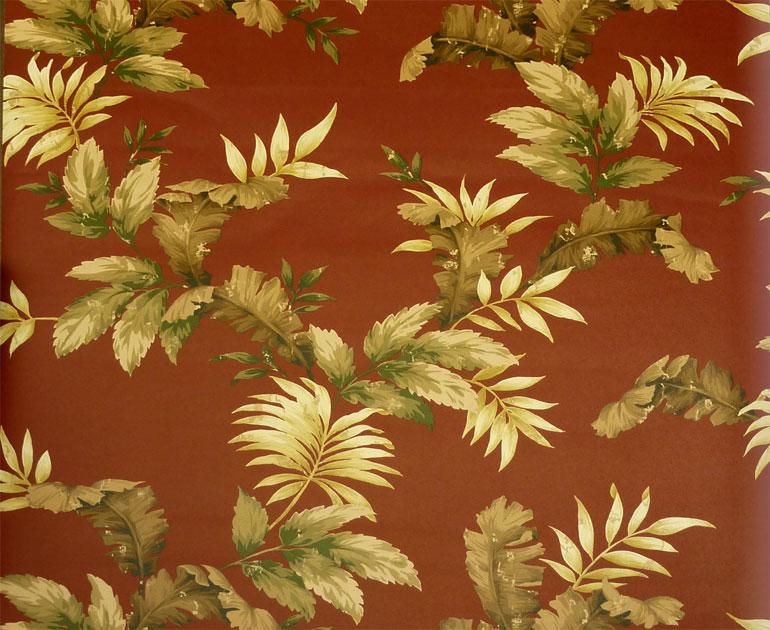 Details about KITCHEN Tropical Plants Palm Leaf Wallpaper KS24889 770x630