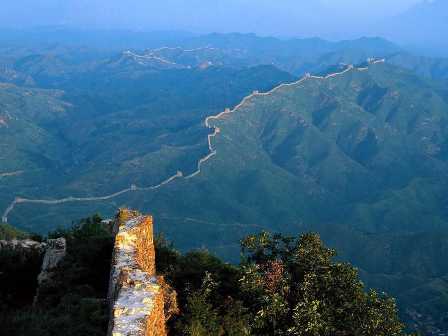 The Great Wall of China the only man made structure that can be 900x675