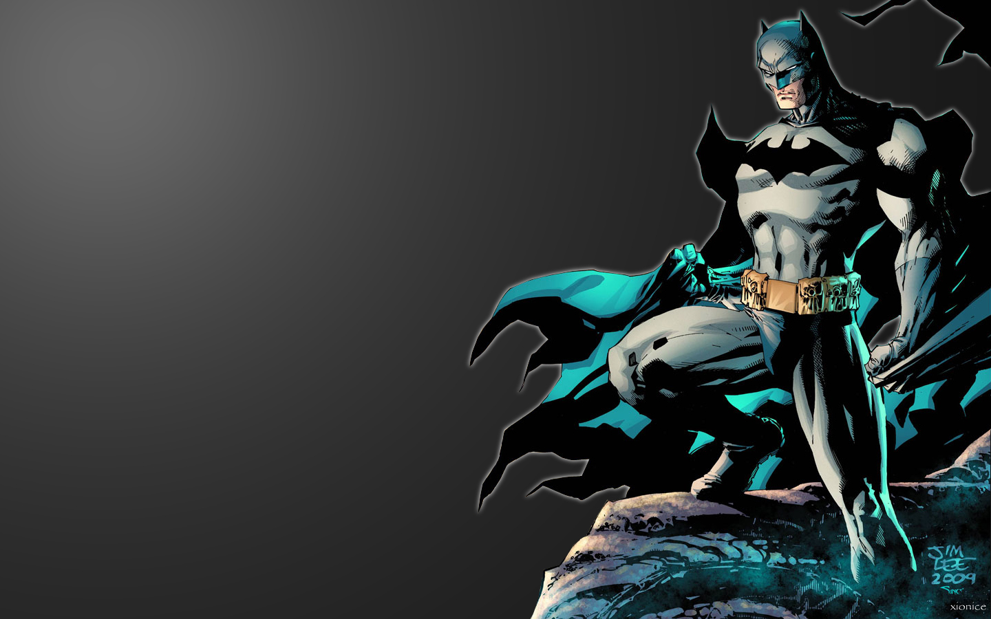 1440x900px Jim Lee Batman Wallpaper 1440x900