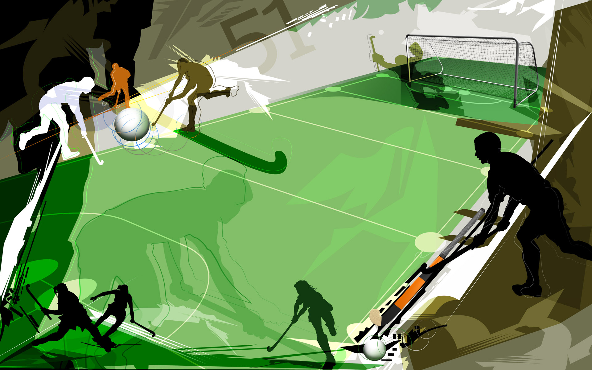 22 Hd Sports Wallpapers Backgrounds Images: Field Hockey Wallpaper