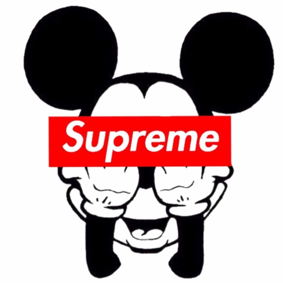 Mickey Mouse Supreme Wallpapers   Top Mickey Mouse Supreme 960x960