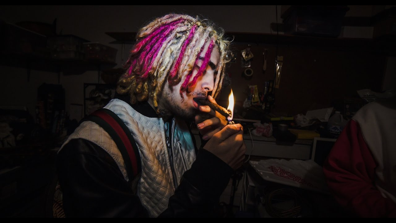 Free Download Lil Pump In Dallas With Ugly Gang 1280x720
