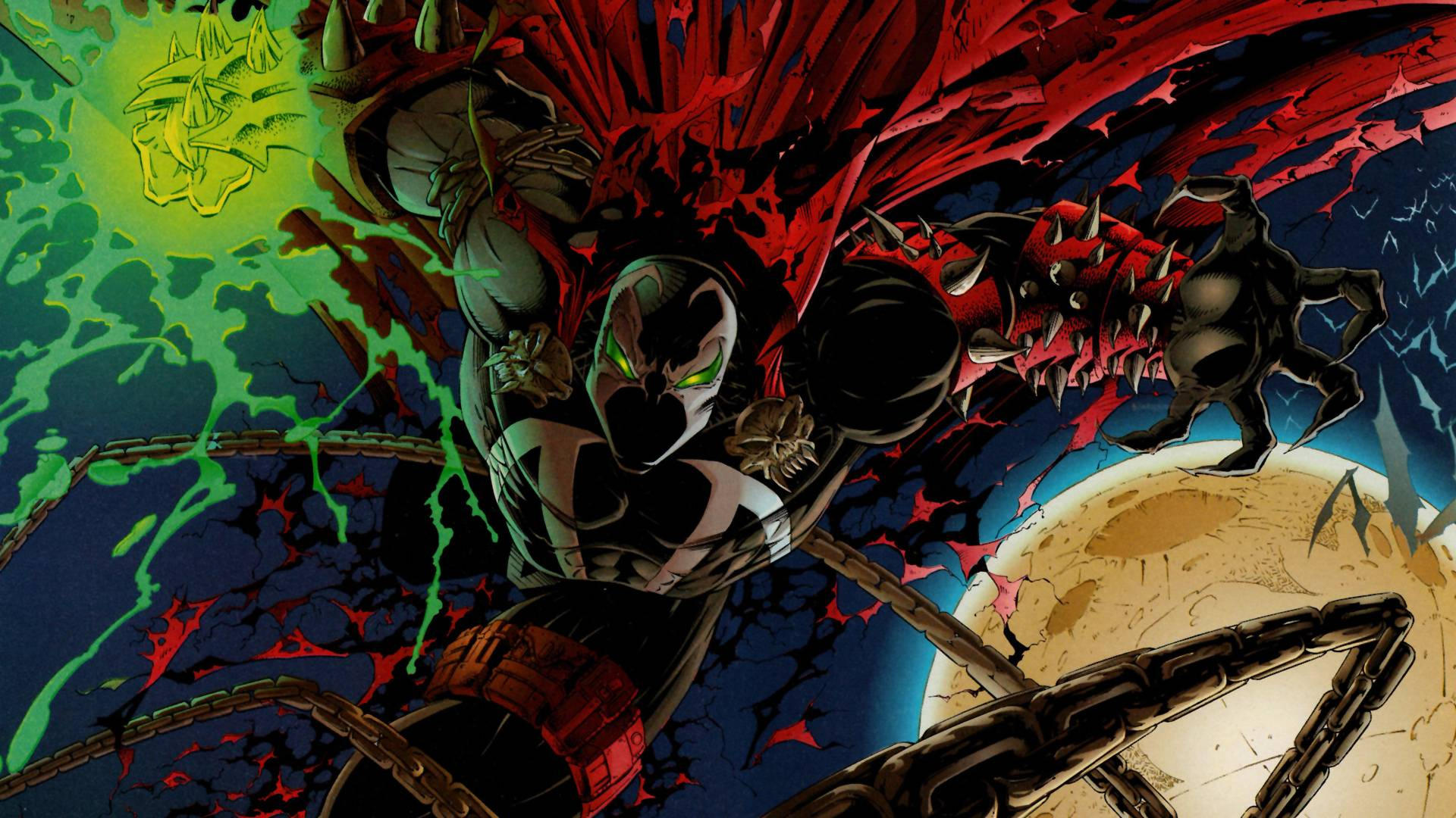 Spawn Wallpapers - Wallpaper Cave
