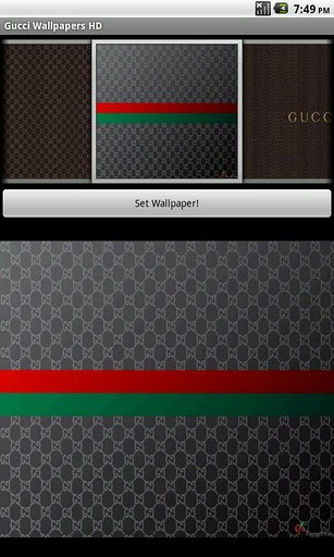 View bigger   Gucci Wallpapers HD for Android screenshot 307x512