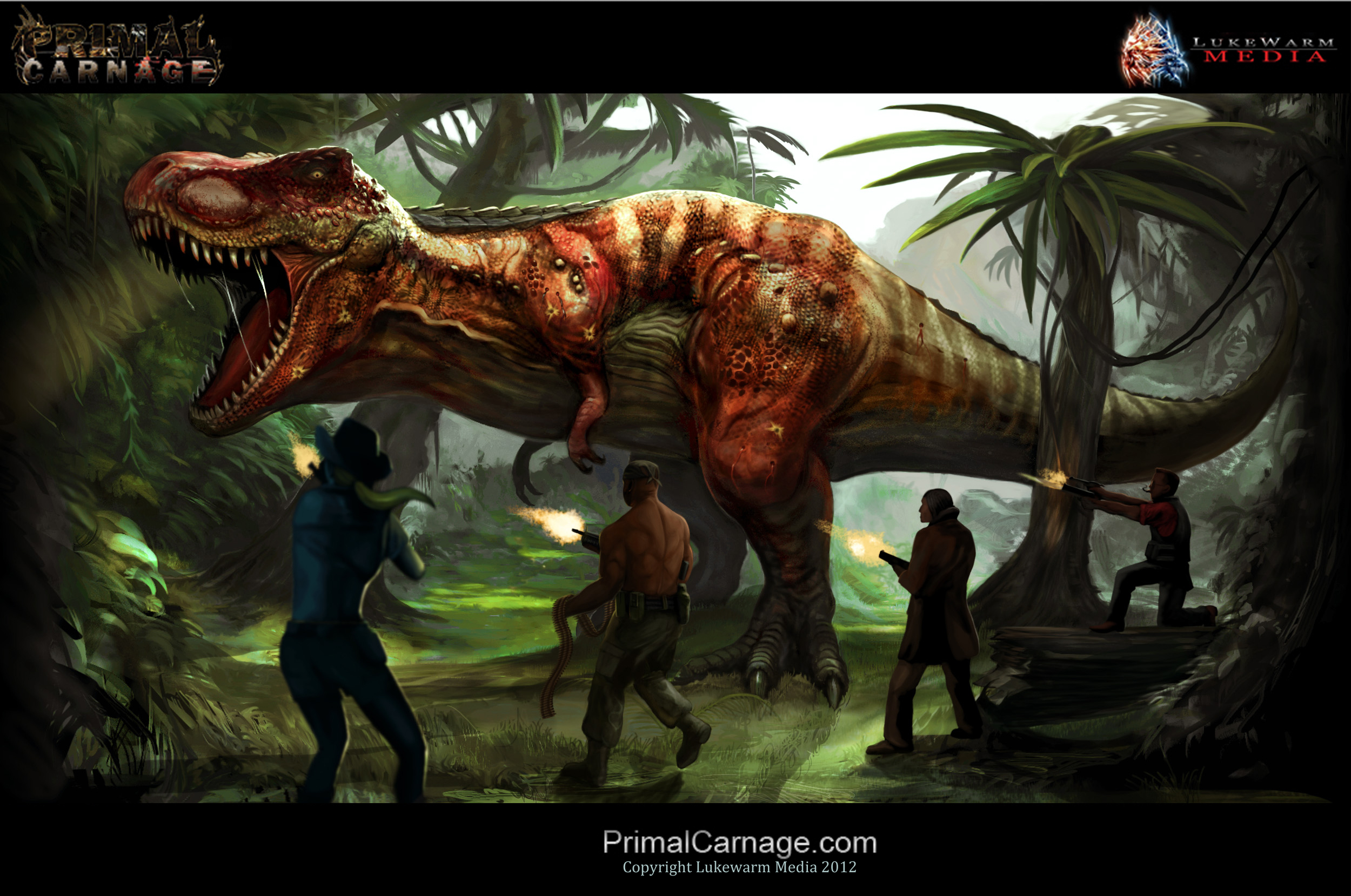 PRIMAL CARNAGE fantasy dinosaur h wallpaper 2500x1659 169030 2500x1659