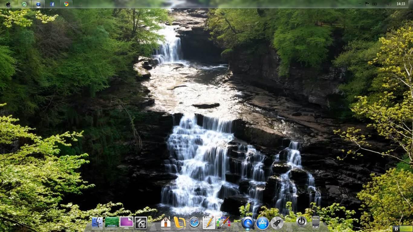 Rhiedho Nge Blog Menjadikan Video Sebagai Backgound Desktop 1366x768